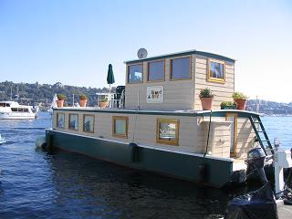 Seattle Houseboat Rentals For that Unique Seattle Experience